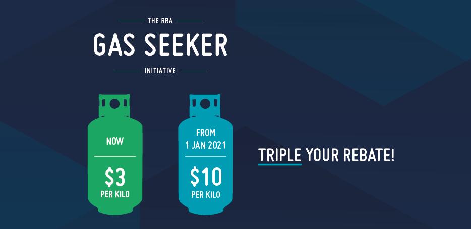 Gas Seeker Initiative